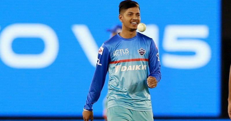 Lamichhane has not played yet in IPL 2020
