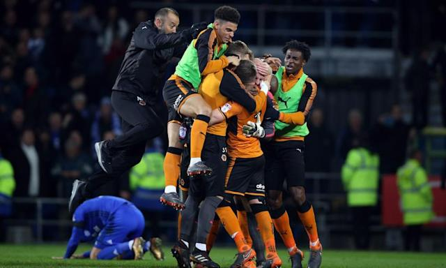 Cardiff's Warnock accuses Nuno after Wolves survive late penalty frenzy
