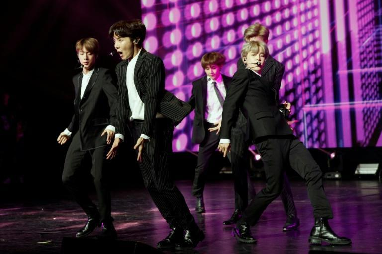 South Korean phenomemon BTS topped the overall best-sellers list, followed closely by Taylor Swift, Drake, The Weeknd and Billie Eilish.