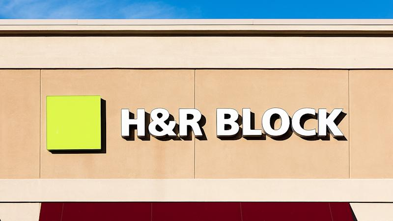 H&R Block Is Closing 400 Locations