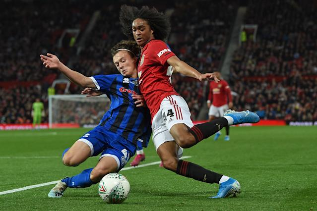 Luke Matheson and Tahith Chong (Credit: Getty Images)
