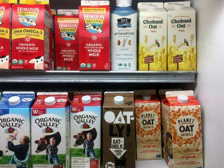 Oatly's successful Nasdaq debut shows the populartity of alternative food products during Covid-19