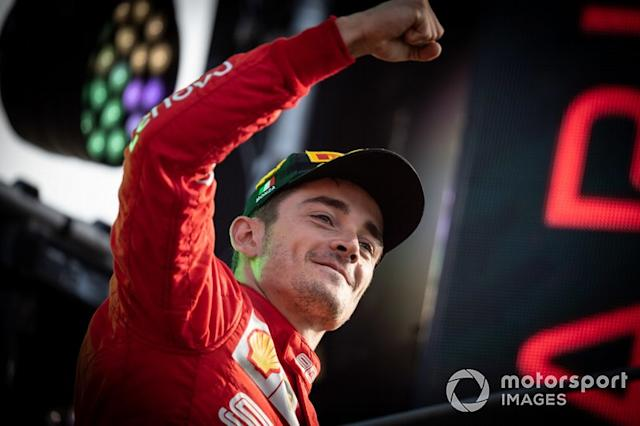 "3.- Charles Leclerc, Ferrari <span class=""copyright"">Simon Galloway / Motorsport Images</span>"