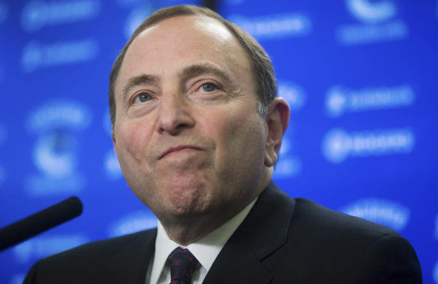 Gary Bettman claims 'no evidence yet' that concussions, CTE linked