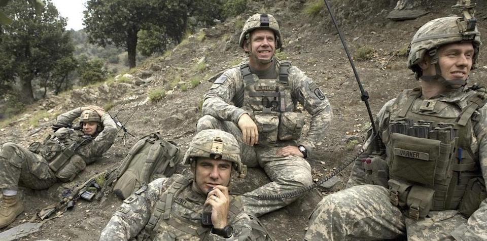 Movies based on the Afghanistan war - Restrepo