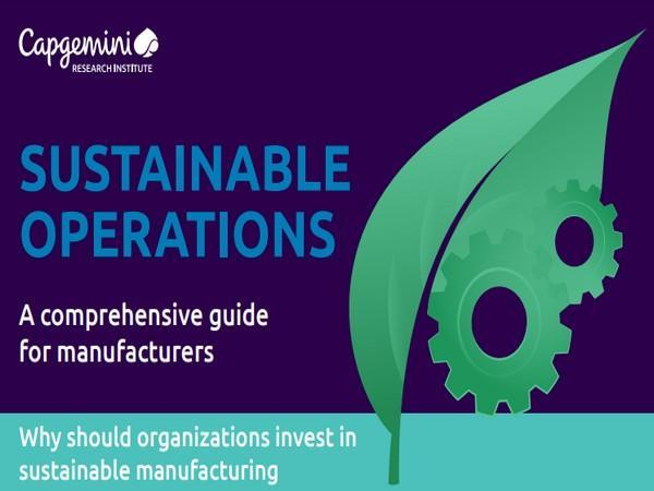 The report surveyed 1,000 executives among large manufacturers across business functions and regions