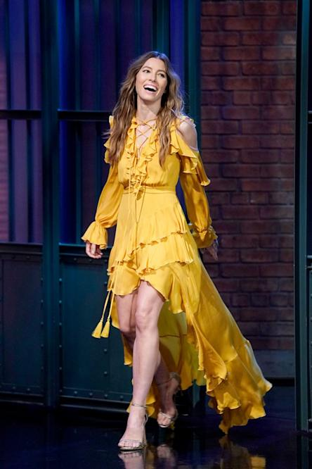 7 Things Jessica Biel Probably Wouldn T Be Caught Dead Wearing Again