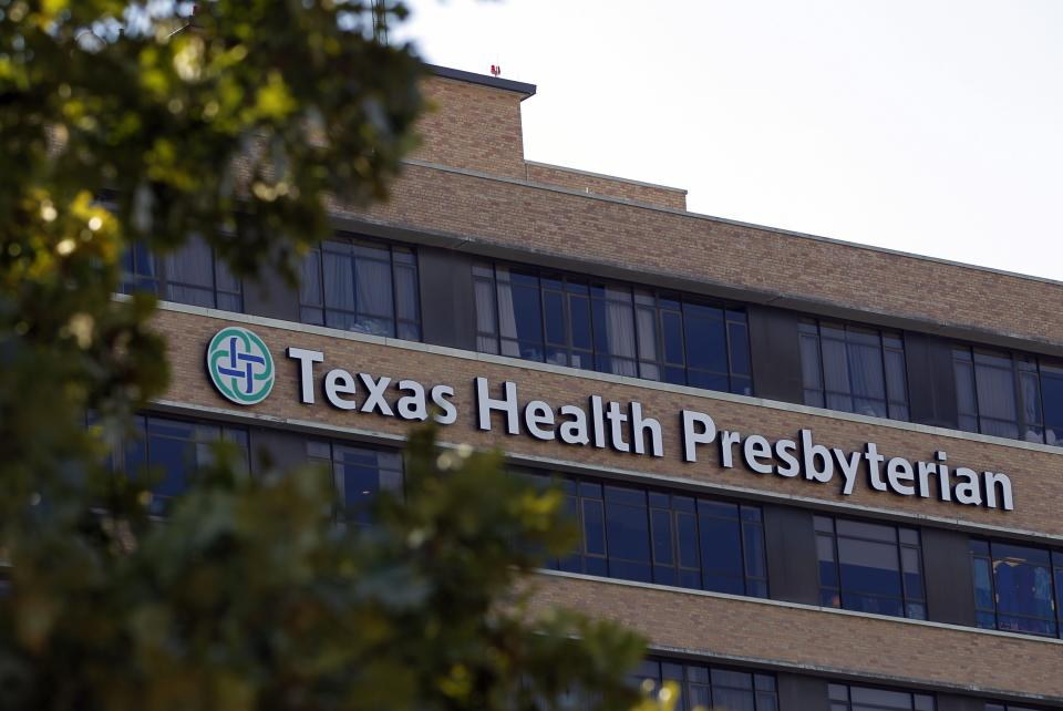 Texas Health Presbyterian has not addressed how it overlooked Thomas Eric Duncan as likely having Ebola. (REUTERS/Mike Stone) Click photo to view slideshow.