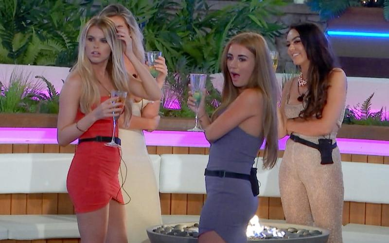 Episode 12 of Love Island - ITV Picture Desk