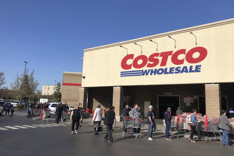 Costco to give priority access to first responders, healthcare workers