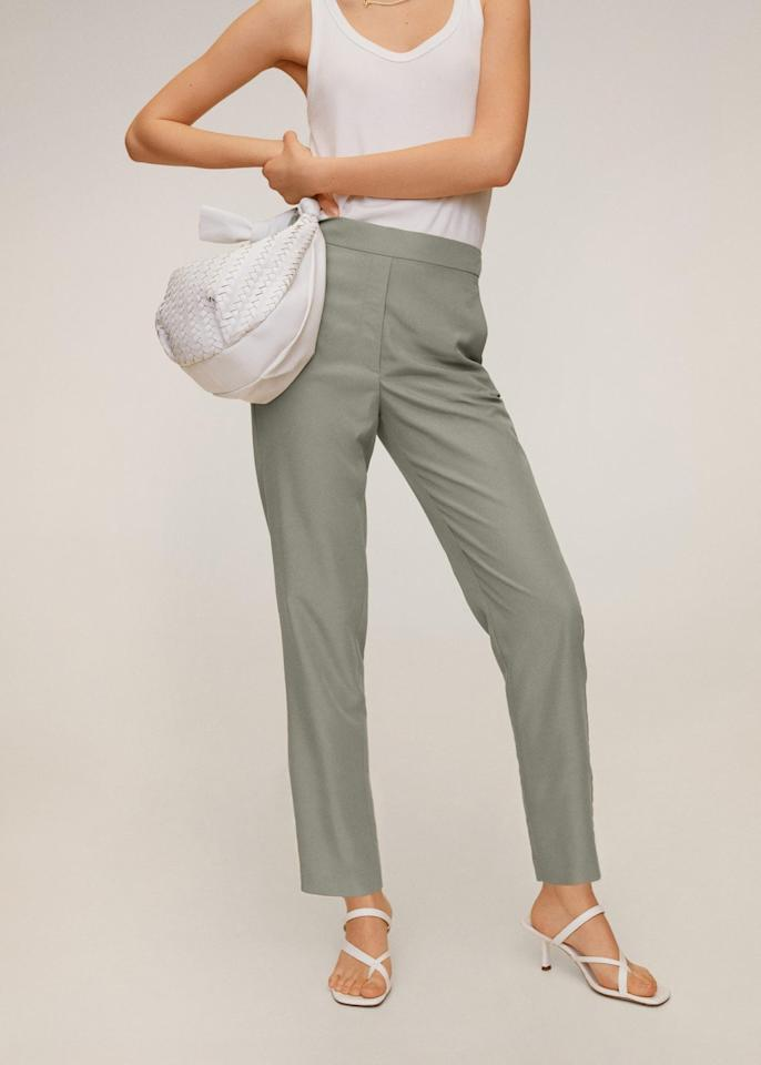 "$60, Mango. <a href=""https://shop.mango.com/us/women/pants-straight/cropped-modal-trousers_67095926.html?c=40"">Get it now!</a>"