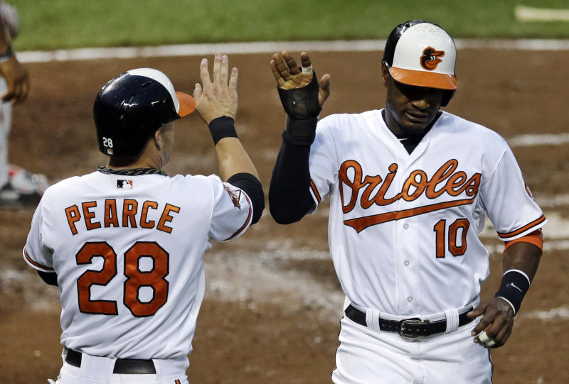 Pearce HR helps Orioles squeeze past Nationals 4-3