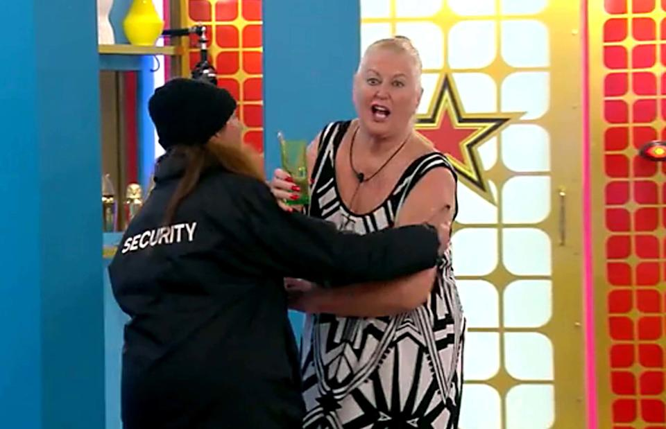 <strong>Kim had a tumultuous time on 'CBB' last year</strong> (Photo: Rex/Shutterstock)
