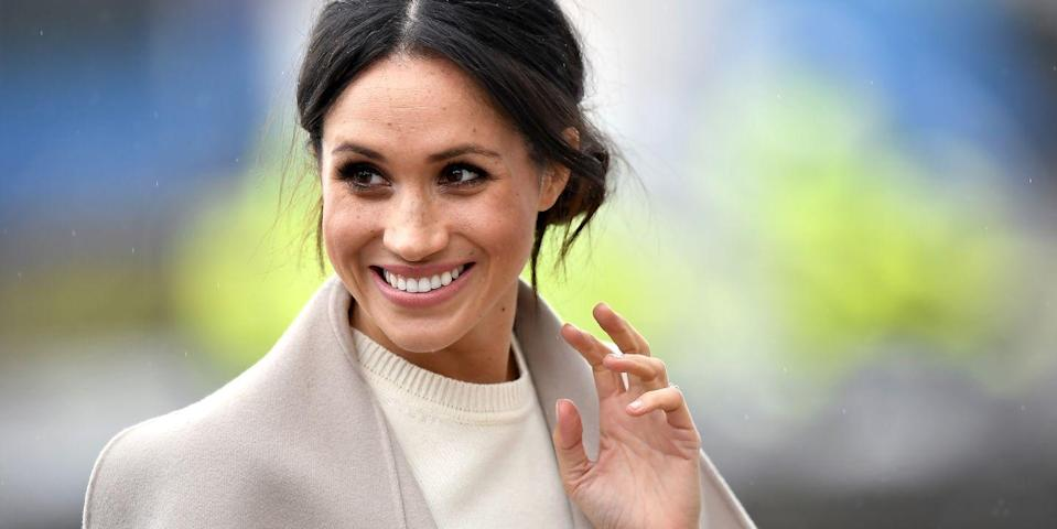 Fans Think Meghan Markle May Have Given a Pregnancy Clue With Her Latest Legal Move