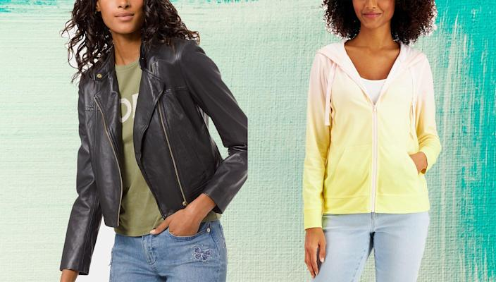 Get ready for spring with a whole new wardrobe.