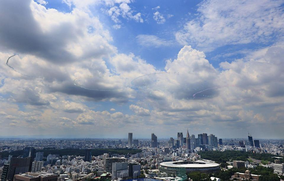 The Tokyo Olympics officially start on Friday amid continuing concerns over the spread of COVID-19 throughout the Games.