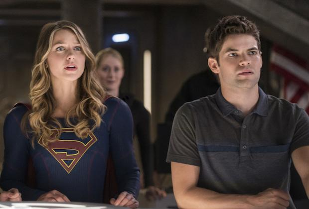 Supergirl Sets Date for Winn's Return