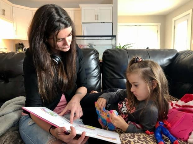 Parents in Kensington are calling on town and provincial officials to help increase the number of child care spaces in the town.   (Steve Bruce/CBC  - image credit)