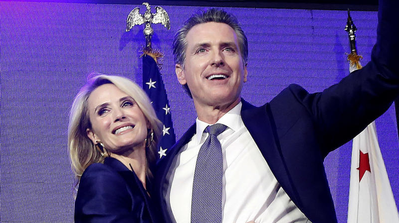 Wife Of California Governor Will Go By 'First Partner' Instead Of 'First Lady'