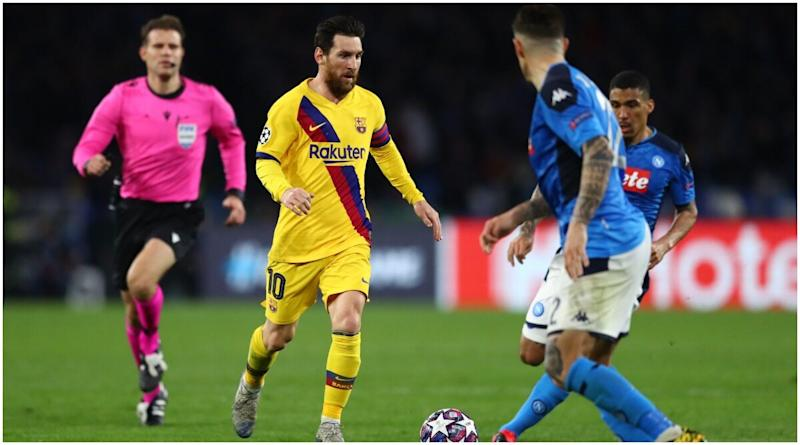 Diego Maradona Predicts End of the Road for Lionel Messi After Barcelona's Disappointing 1–1 Champions League Draw With Napoli