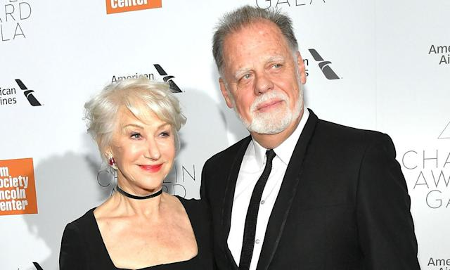 <p>Mirren had vowed never to marry but she changed her mind for Hackford. The pair met when she auditioned for his movie <em>White Nights,</em> but the meeting wasn't the most pleasant as he kept her waiting. Obviously, the frostiness thawed as the pair ended up marrying in 1997 and have been together ever since. </p>