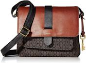 <p>This <span>Fossil Kinley Small Crossbody Purse Handbag</span> ($90, originally $118) looks practical and modern.</p>
