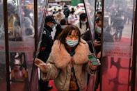 There are no known lockdown commemorations planned Saturday by Beijing, which remains tight-lipped on the pandemic's early days