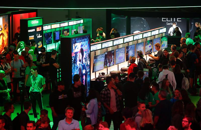 GAMESCOM-GERMANY/