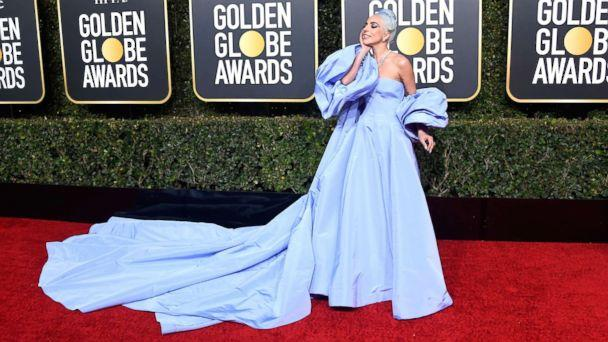 PHOTO: Lady Gaga attends the 76th annual Golden Globe awards at the Beverly Hilton Hotel, Jan. 6, 2019 in Beverly Hills, Calif. (Frazer Harrison/Getty Images)