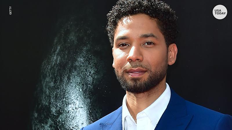 Jussie Smollett emotionally tells GMA he wants justice