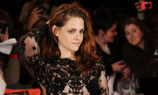 Kristen Stewart: Has even apologized, implicitly, to newborn puppies.