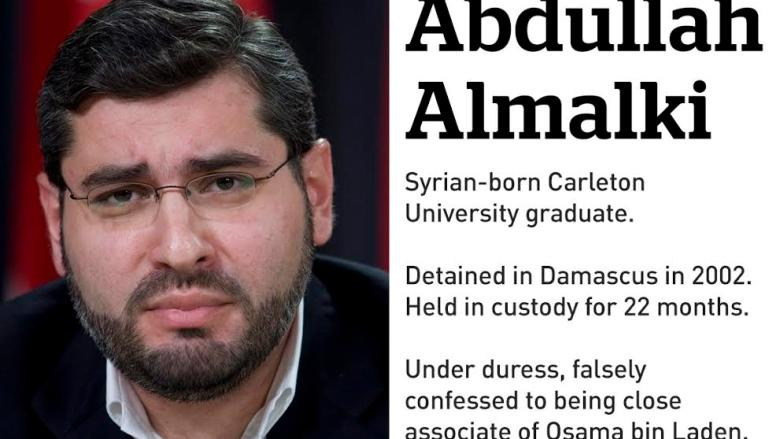 Tortured in Syria, Abdullah Almalki hails long-sought apology as 'victory for Canada'