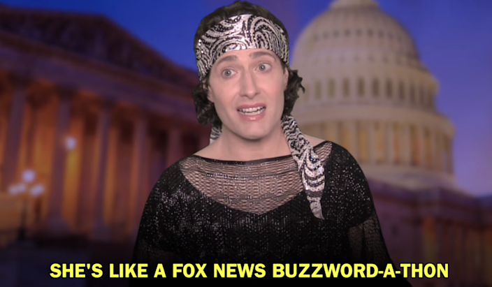 <p>Randy Rainbow releases parody song about GOP congresswoman Marjorie Taylor Greene</p> (YouTube)