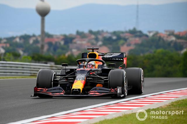 "Max Verstappen, Red Bull Racing RB16 <span class=""copyright"">Mark Sutton / Motorsport Images</span>"