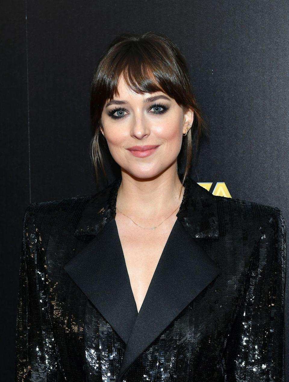 <p>Dakota Johnson, daughter of Don Johnson and Melanie Griffith, and star of the <em>Fifty Shades</em> films, was born on this date in 1989. </p><p>Also on this day: <br>Derrick Rose<br>Melissa Benoist<br>Alicia Silverstone <br>Rachael Leigh Cook <br>Susan Sarandon </p>