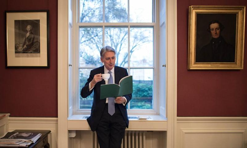 Philip Hammond said he wanted more flexibility to put the public finances back into shape.