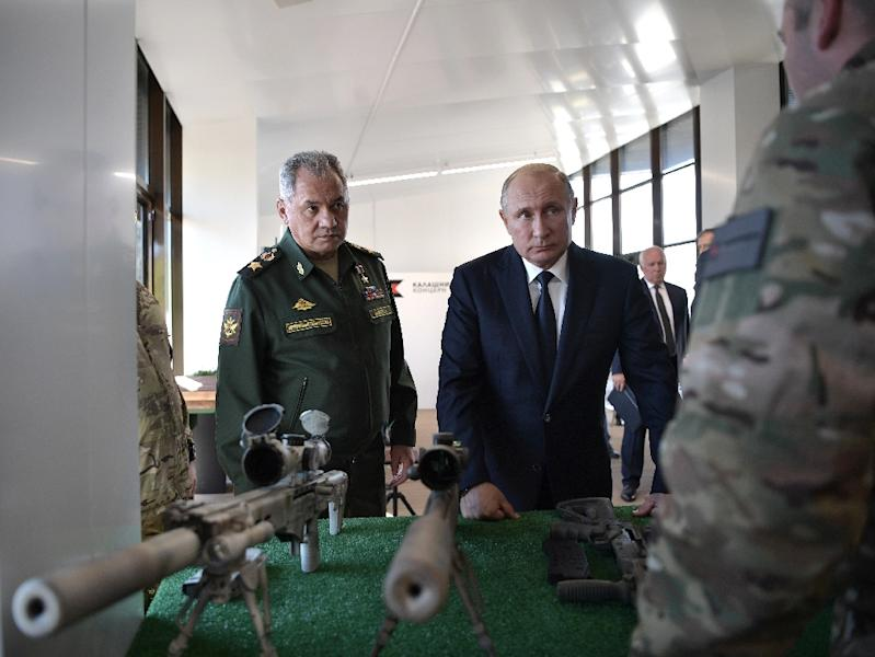 Putin explains how Russian jet was shot down off Syria