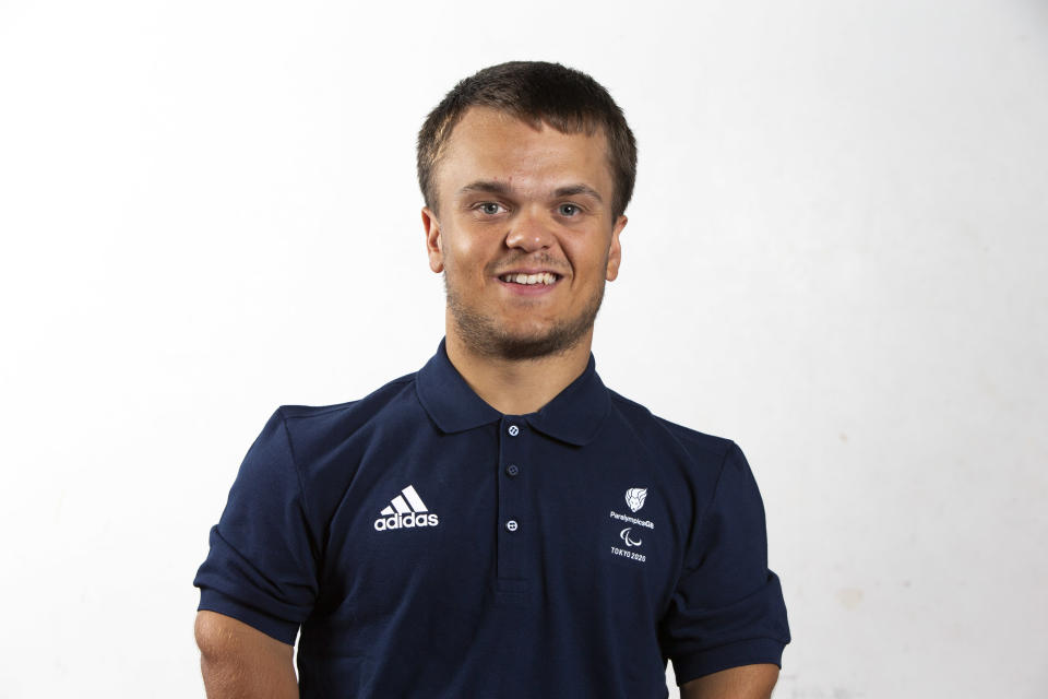 Shephard draws inspiration from fellow ParalympicsGB team-mate Ellie Simmonds (Picture: Imagecomms)
