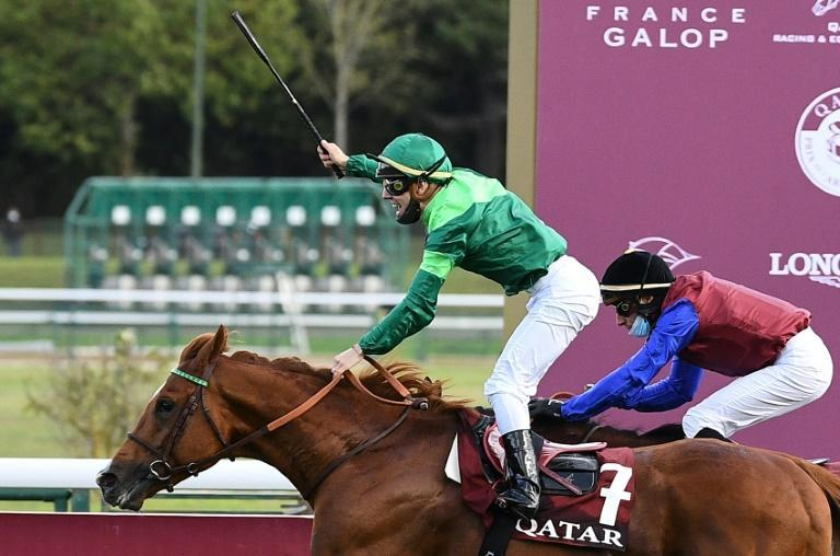 The 100th running of the Prix de l'Arc de Triomphe takes place on Sunday to see who succeeds last year's winner Sottsass AFP Sport picks out five of the greatest previous winners (AFP/Christophe ARCHAMBAULT)