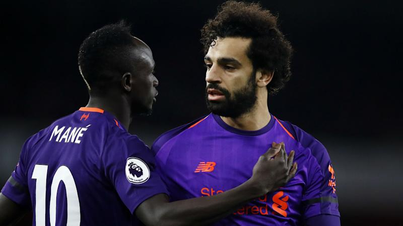 Salah, Mane & Aubameyang named as finalists for CAF Player of the Year