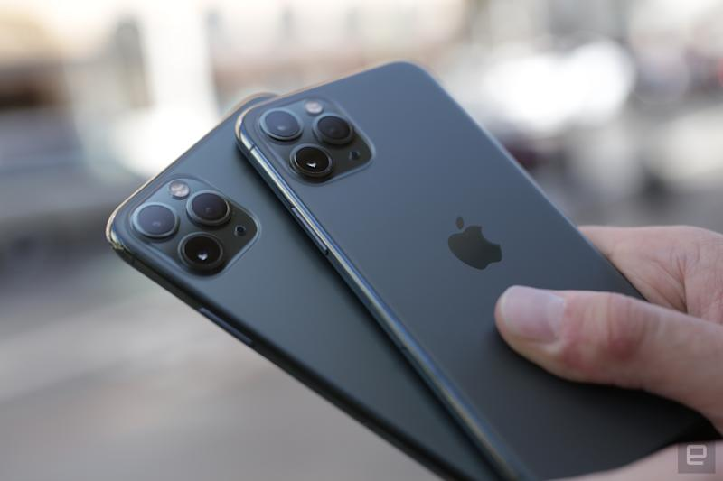 IPhone 12 Pro Allegedly Has 120 Hz ProMotion Display