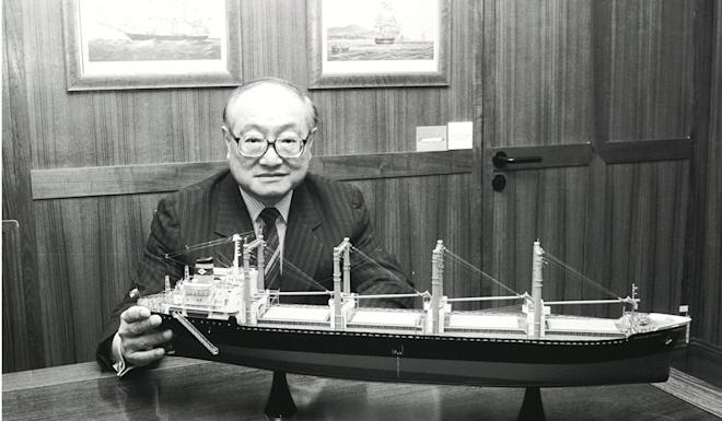 Tsao co-founded the Great Southern Steamship Company in 1949. Photo: SCMP