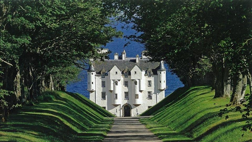 <p>Yet another Scottish castle makes a cameo in season four of <em>The Crown</em>: Dunbeath Castle, which was used for the scenes that are meant to take place in Iceland. This Scottish Baronial-style structure has origins tracing back to 1428, and it was remodeled in both the 1700s and 1800s. Its most obvious feature is its cliffside location, which offers idyllic seclusion and privacy for its residents. Unfortunately, Dunbeath Castle is not open to the public, but its two walled gardens are available to tour by appointment, year round.</p>