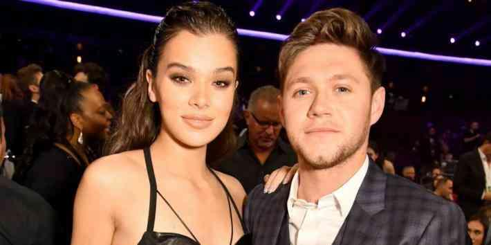 is Niall Horan dating