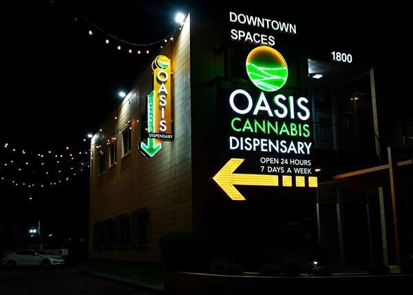 OASIS:Oasis Cannabis Dispensary