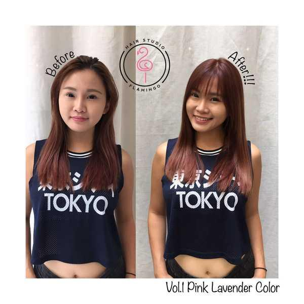 8 Hair Colours You Can Get In Singapore That Don T Require Bleaching