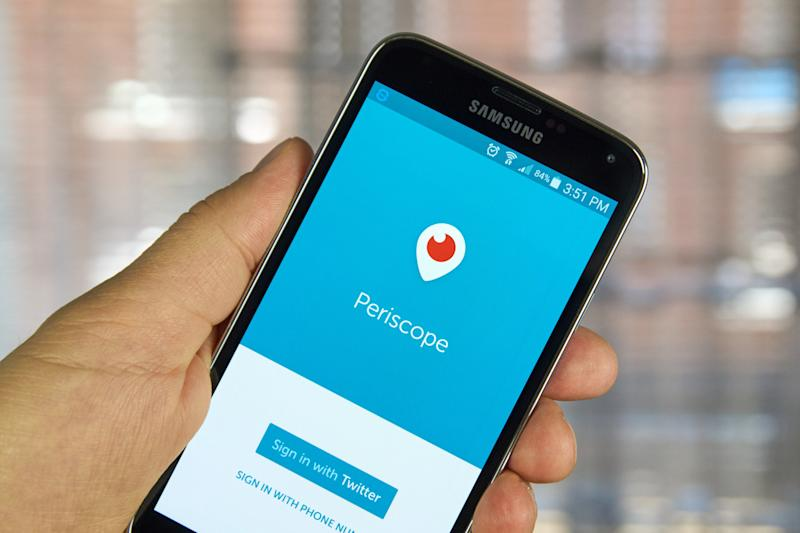 Twitter rolls out 'Live' streaming button for Periscope broadcasts to everyone