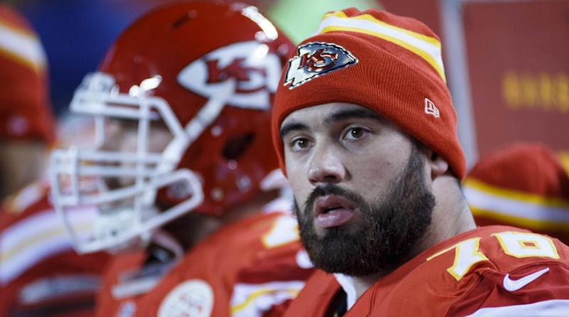 Future Doctor Laurent Duvernay-Tardif Wants  M.D.  on the Back of His Jersey 5be4102ad