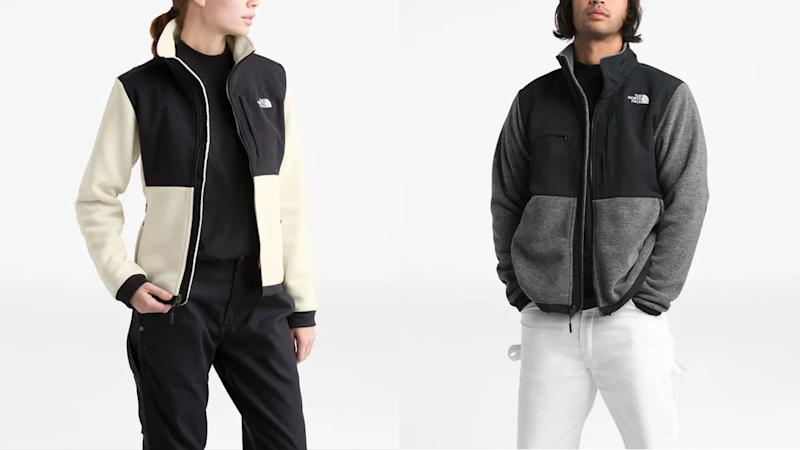 Get one of The North Face's signature styles, for less.