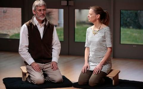 The research reviewed more than 20 studies that investigated the effect of various types of meditation, such as mindfulness - Credit: Andrew Crowley